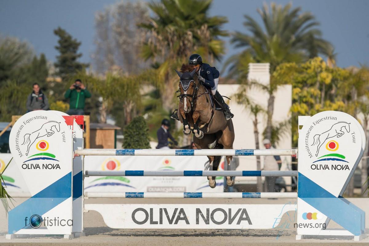 Fabienne Daigneux-Lange clôture à Oliva avec de brillants résultats