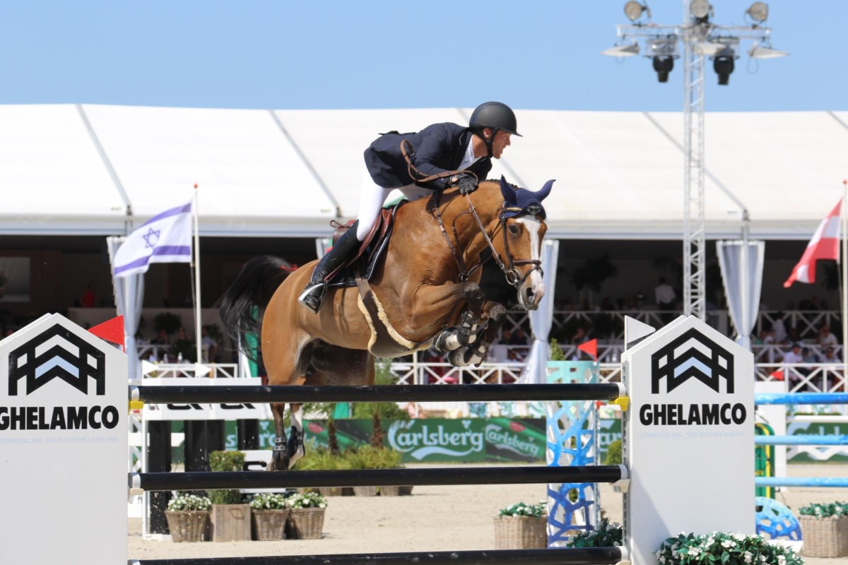 Stars of Show Jumping Revealed for Circuit's Opening European Leg