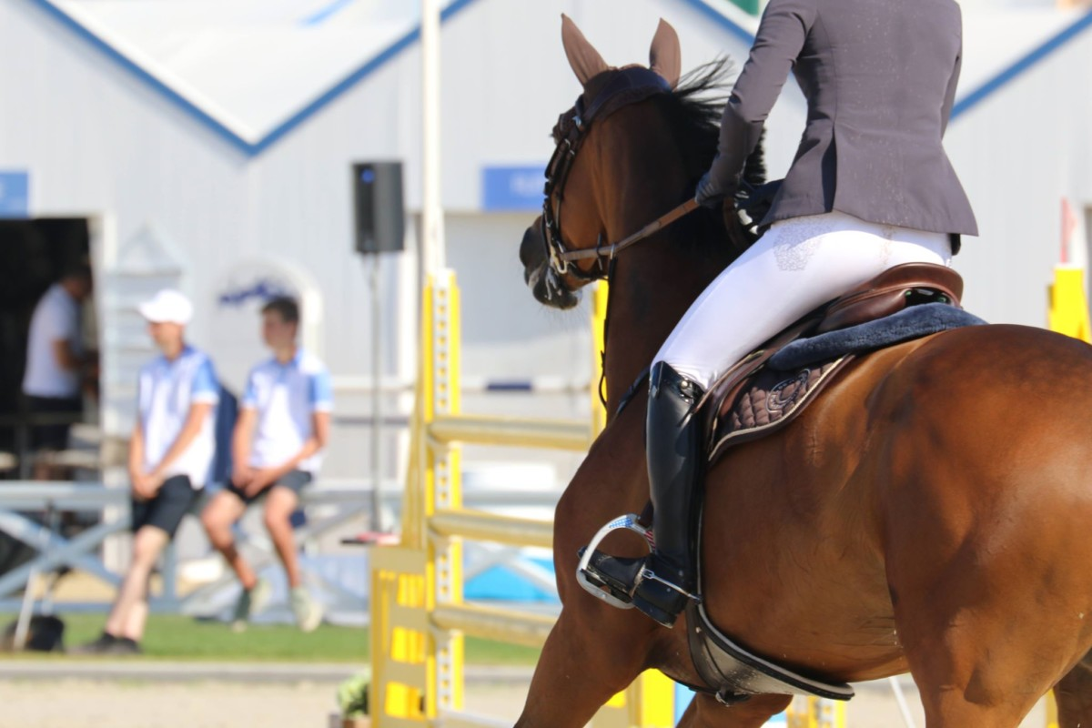 Amy Millar and Truman Claim First Caledon Cup Victory