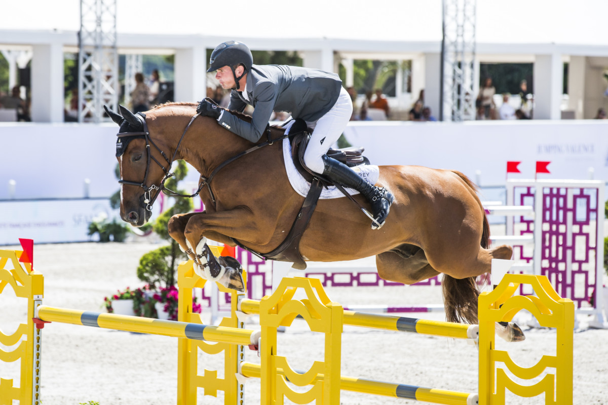 Spencer Smith wins CSI5* WEF in the USA