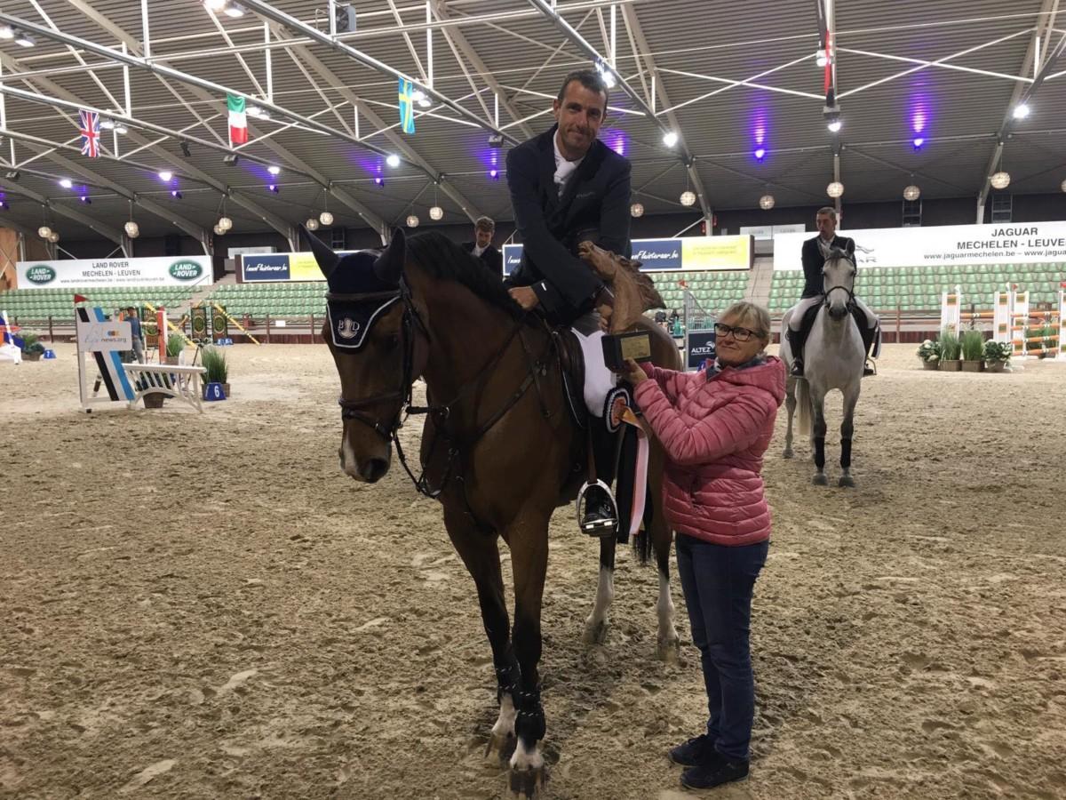 New horse for Abdullah Al Sharbatly