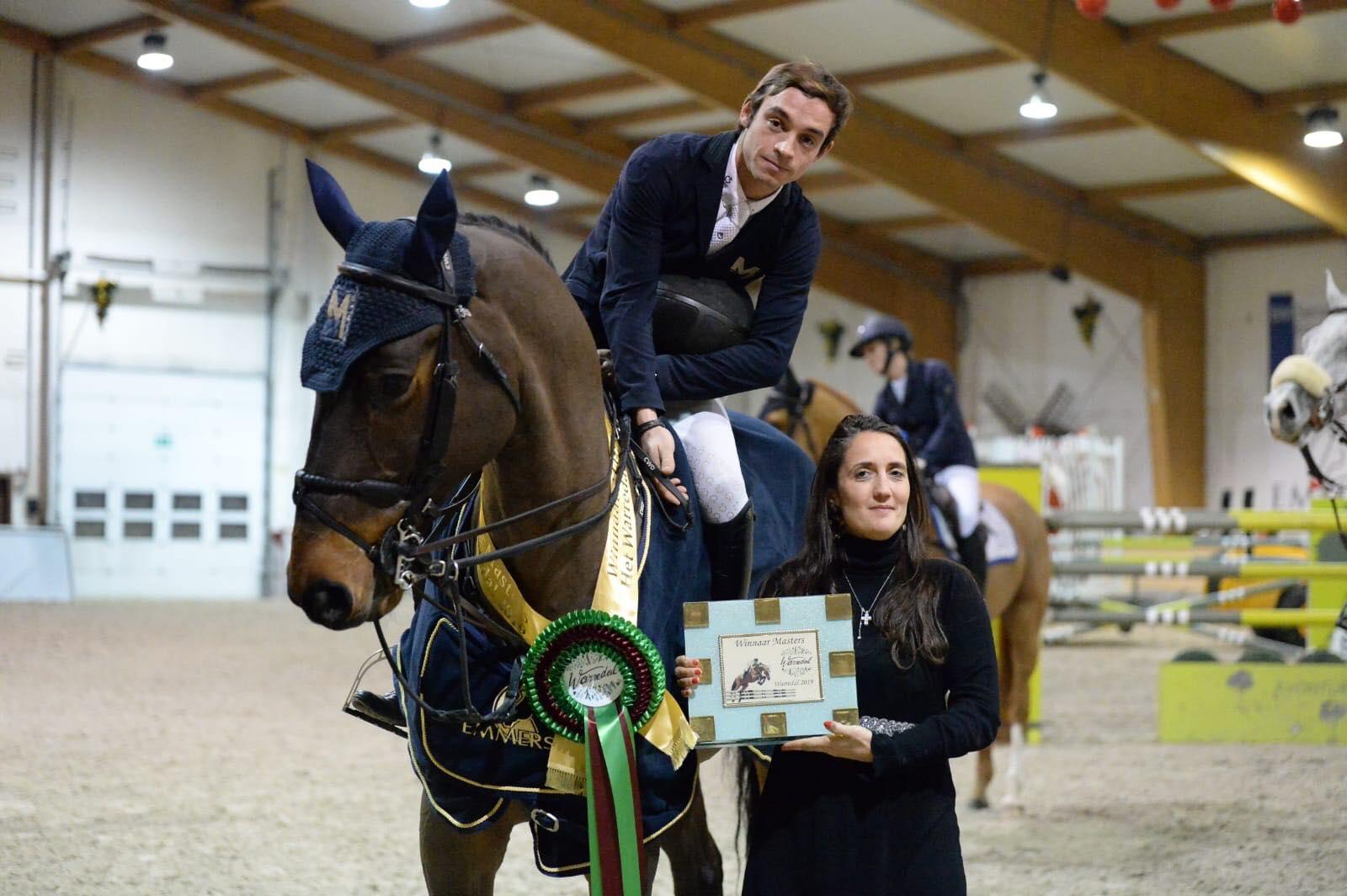 Robinson Maupiler règne dans la section Youngsters à Bocholt, troisième place pour Charlotte Philippe