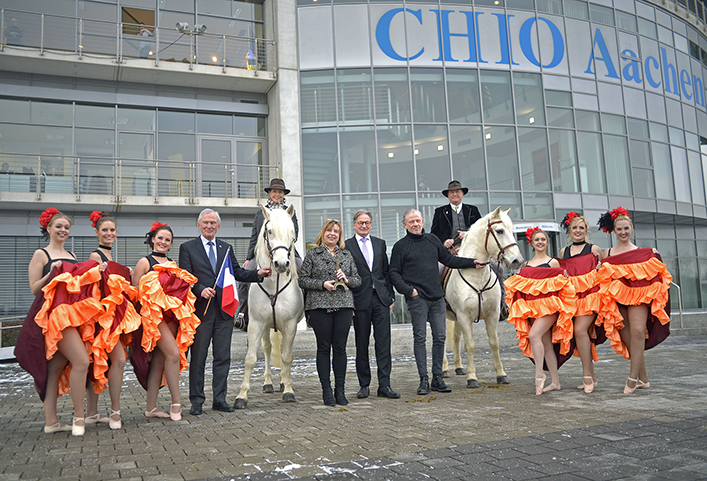 Relive the Athina Onassis Horse Show in images...