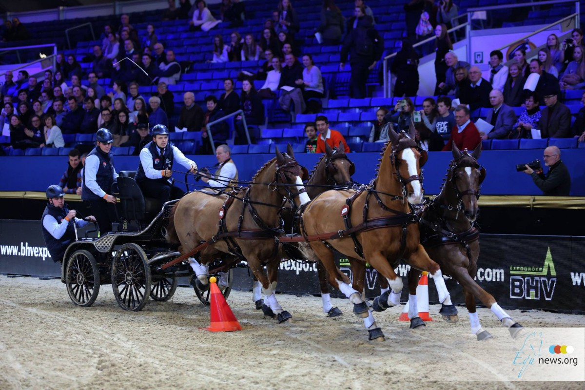 FEI Driving World Cup™ series legs 2020-2021 announced