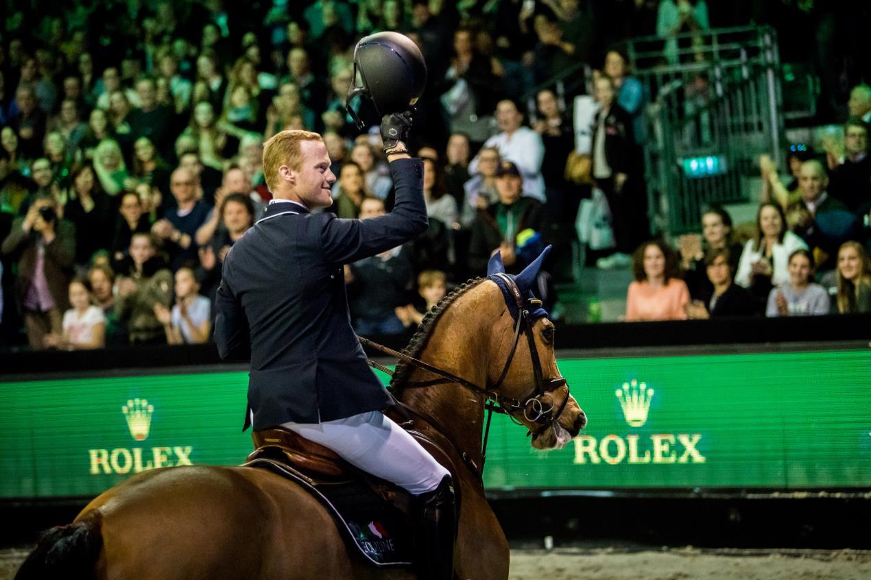 Ruiters Rolex Top Ten finale bekend