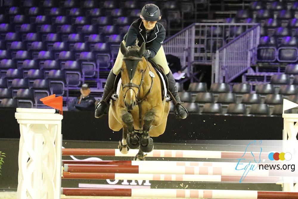 Charlotte Philippe wint Silver Grand Prix in Lier