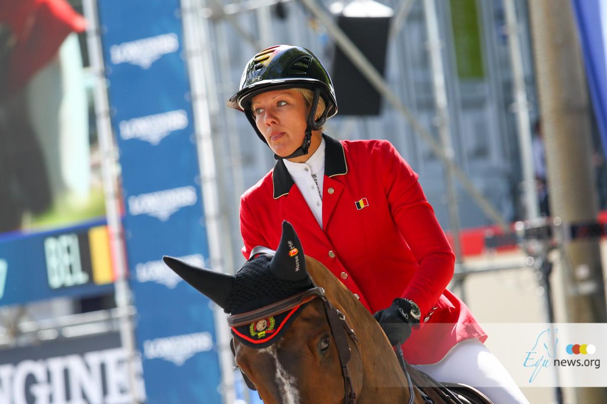 Gudrun Patteet wins Grand Prix Vejer de la Frontera