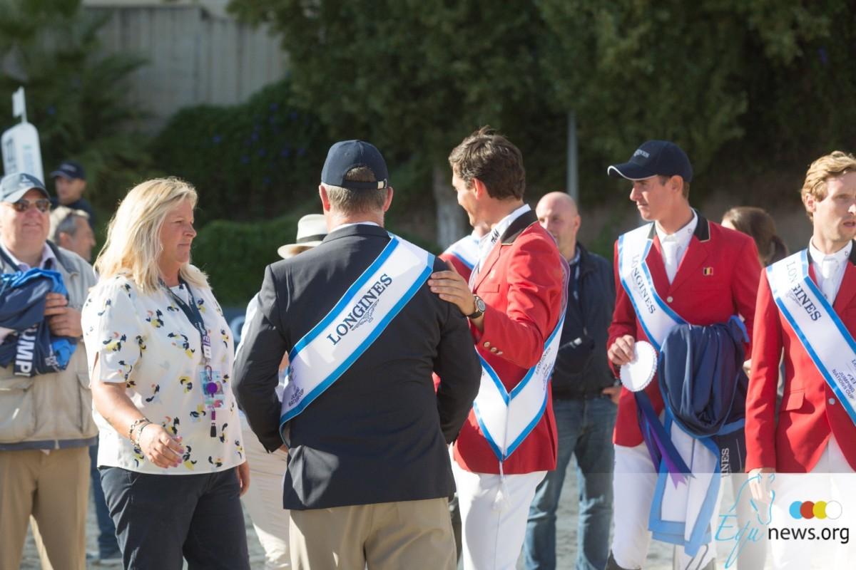 Sélections internationales : Action pour la jeunesse aux Pays-Bas,Bonheiden et Falsterbo