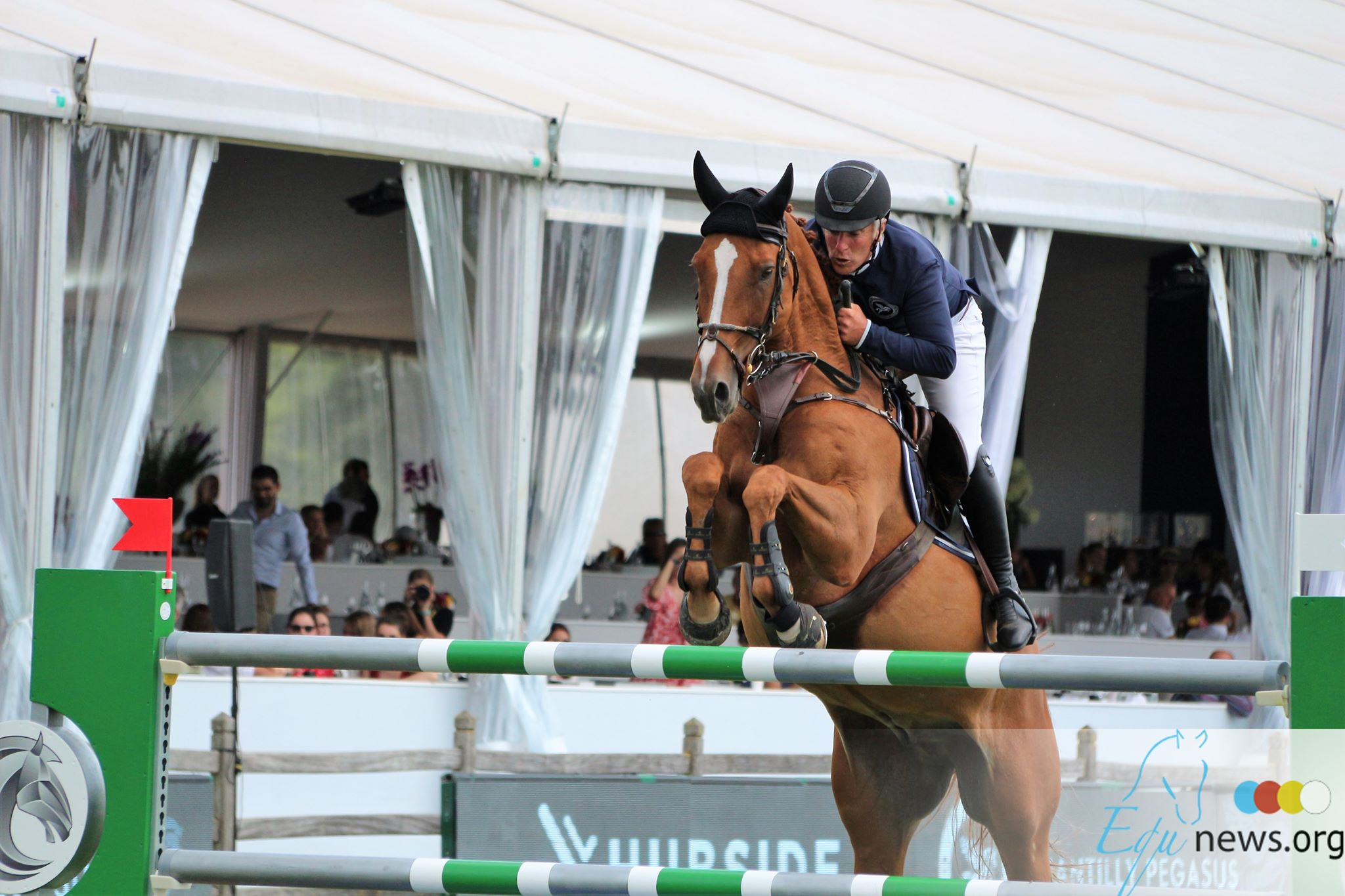 Bosty remporte le GP du CSI 4* de Valence