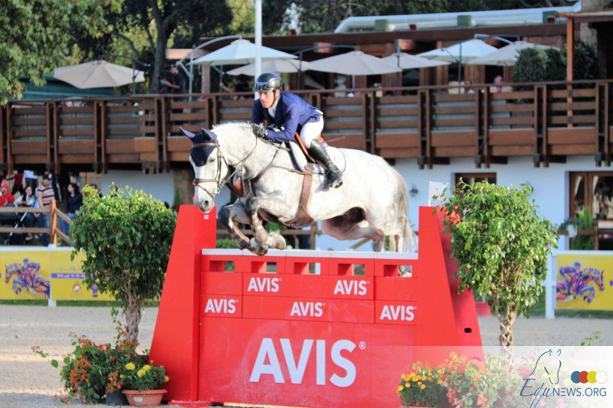 Thierry Goffinet remporte le bronze au CSIO4*-W de Rabat