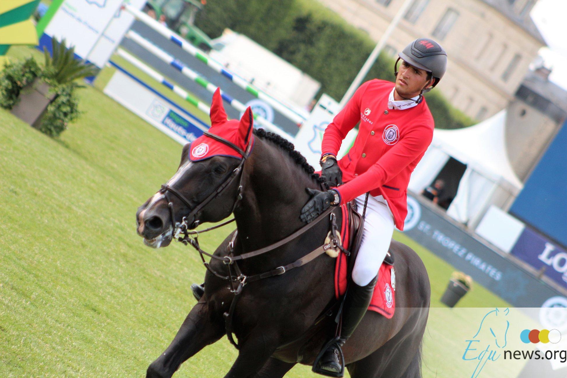 Pas de Global Champions Tour à Chantilly l'année prochaine