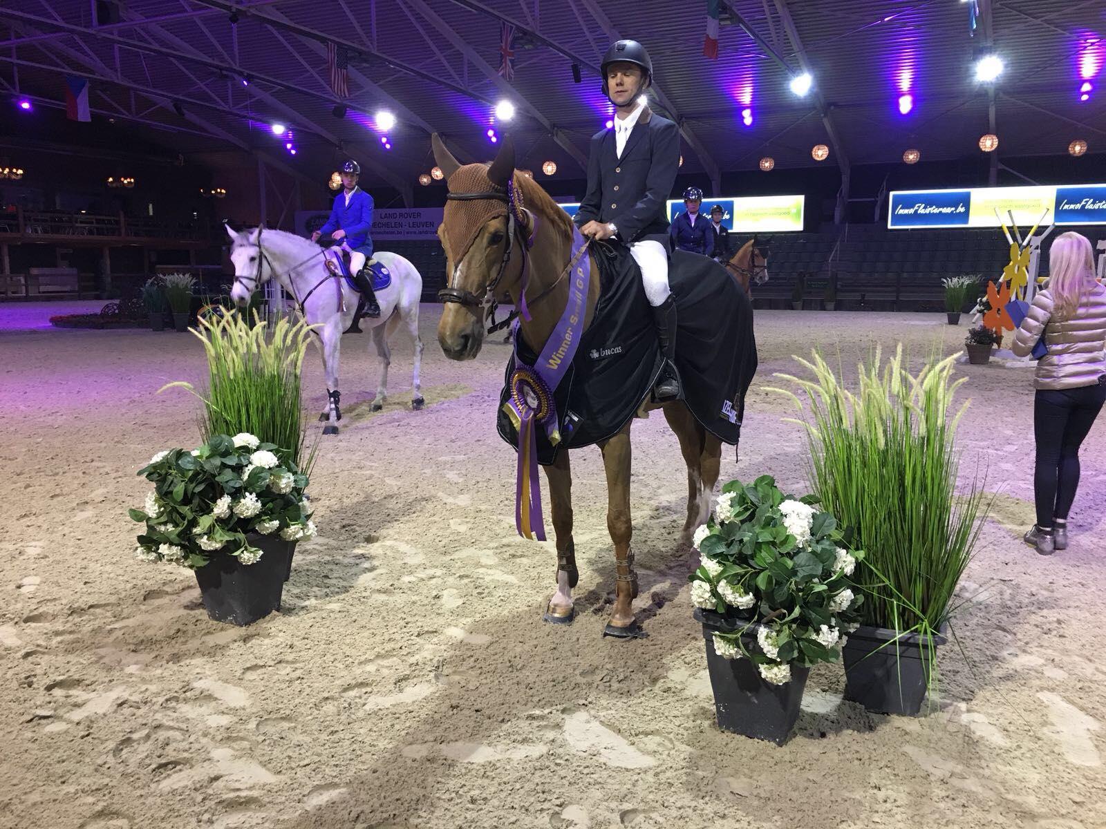 Top cinq pour Philippe Rozier , septième place pour Wilm Vermeir