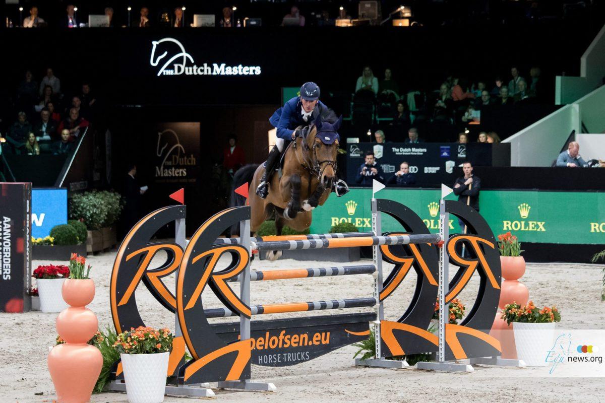 Julien Epaillard gagne le 1.50 à Bâle, Kiana van het Herdershof du BWP avec Daniel Deusser à la deuxième place.