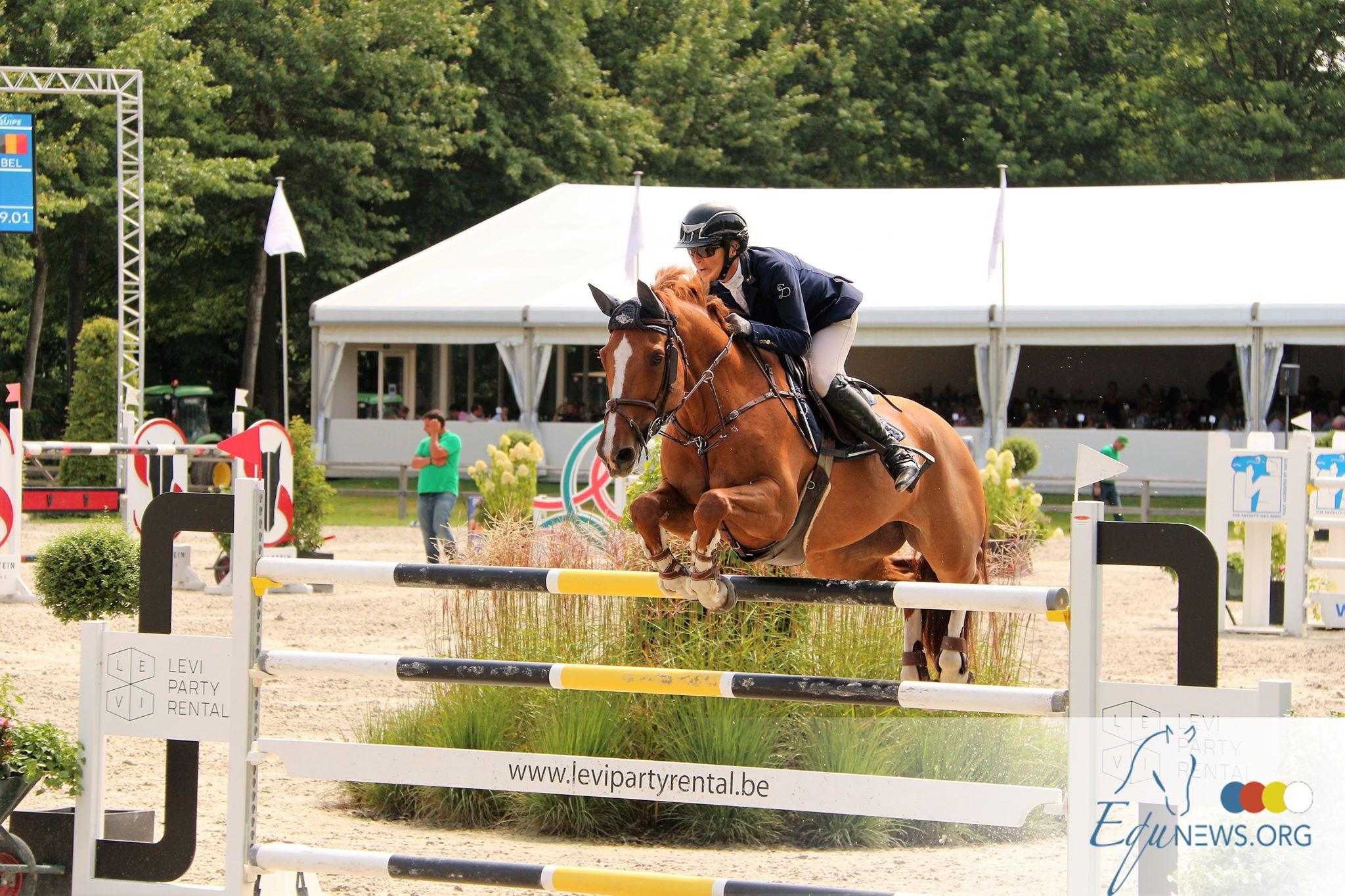 Deuxième place pour Fabienne Daigneux-Lange à Oliva