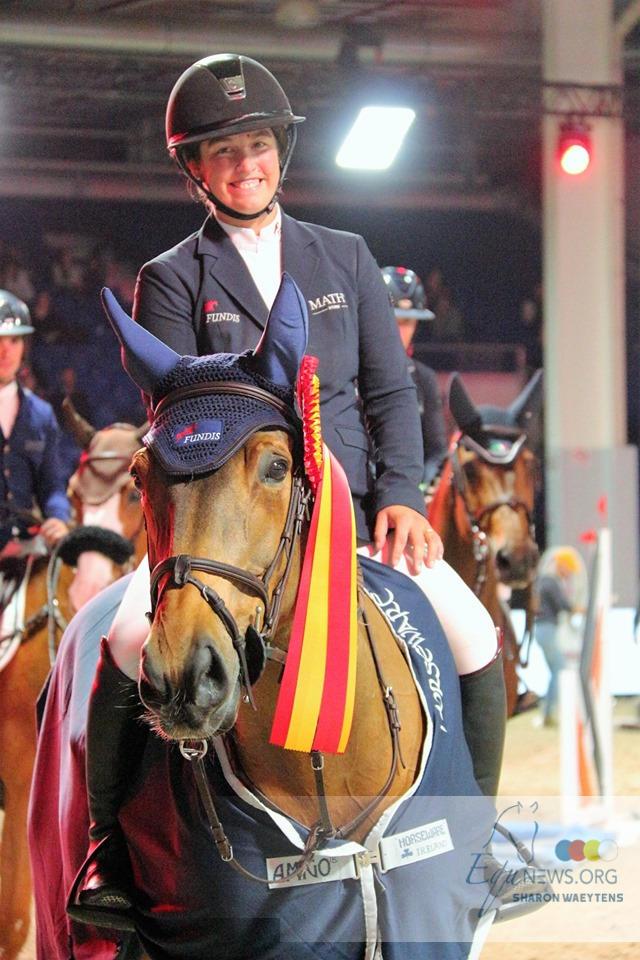 Charlotte Bettendorf remporte le Grand Prix du CSI2* de Bonheiden