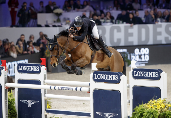 Eduardo Alvarez Aznar takes home first CSI5* victory at Madrid Horse Week