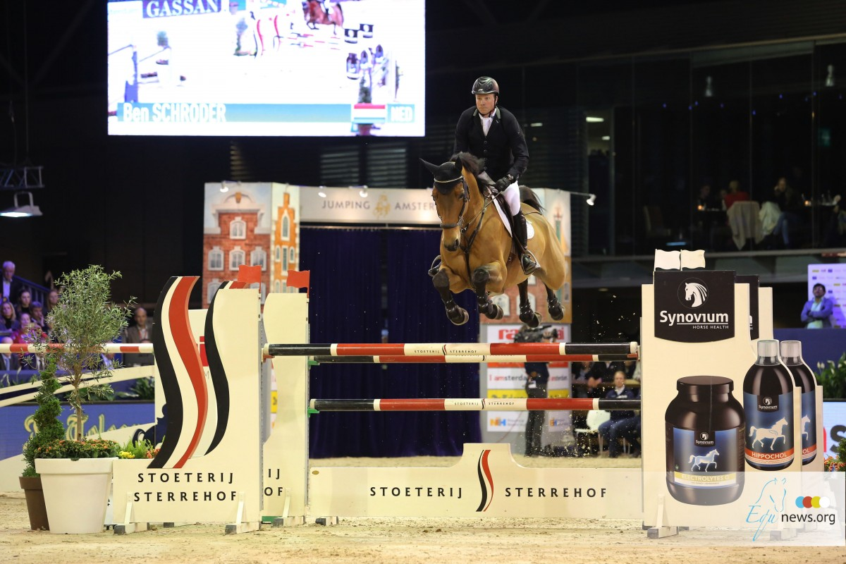Morocco invests in new Grand Prix horse