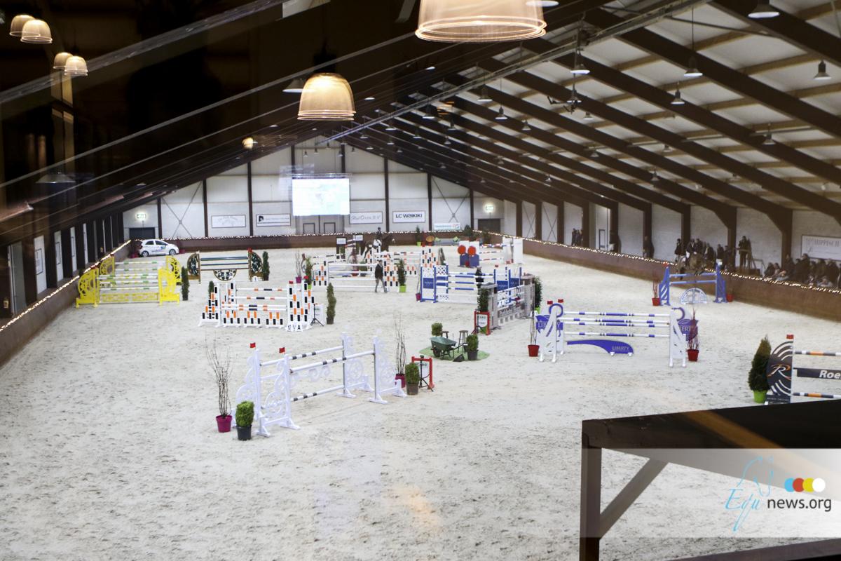 Thijs Derks, Patrick Alkema en Martin Sterzenback naar de winst in het Peelbergen equestrian
