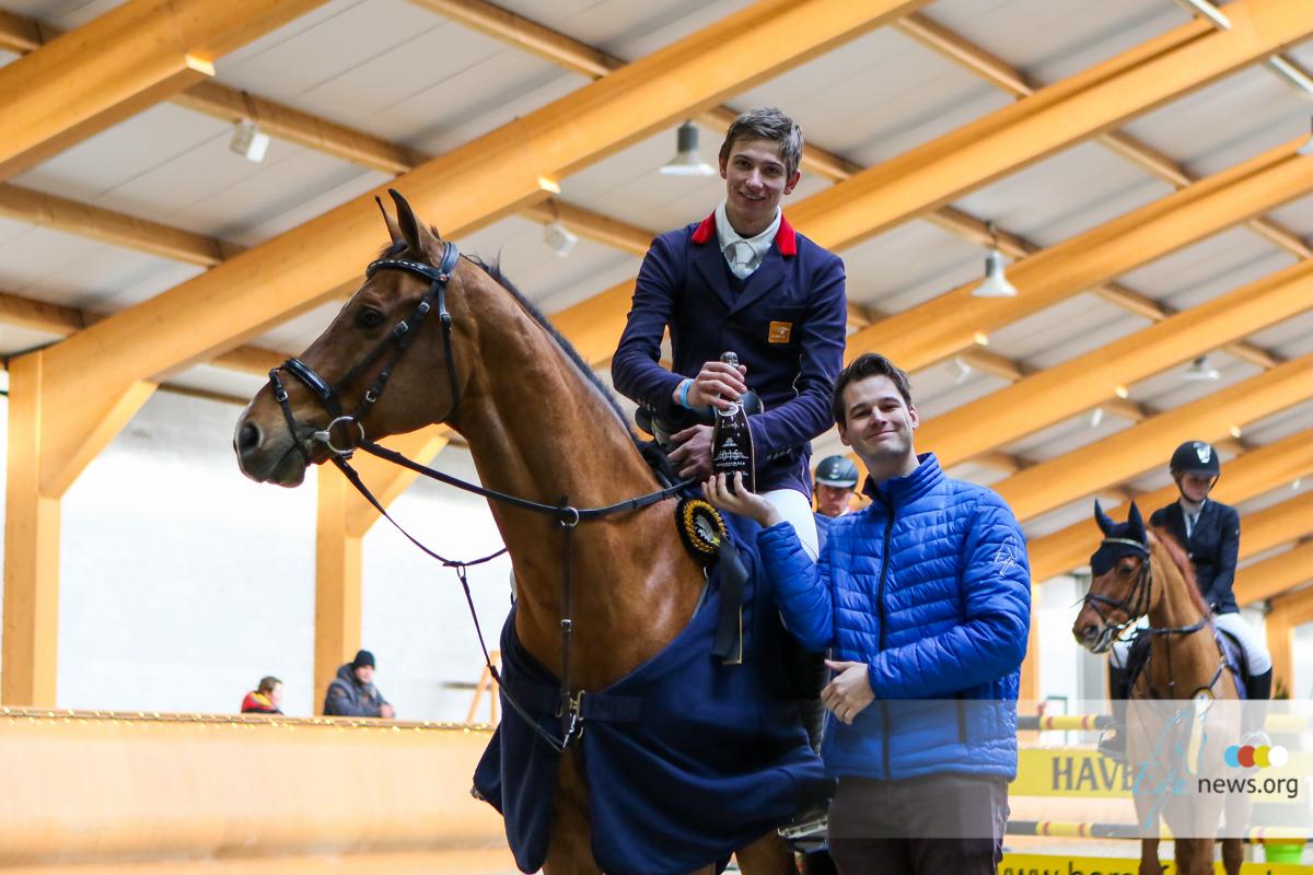 Jarno Van Erp en Wiljan Laarakkers scoren in Kronenberg
