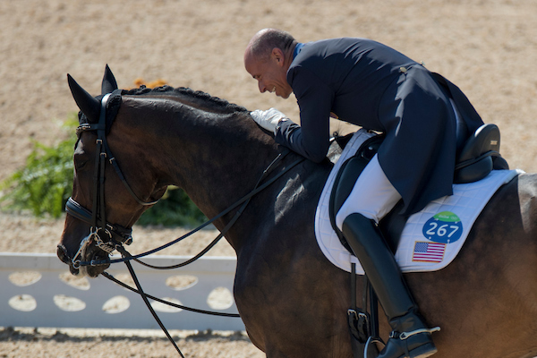 FEI researches equine health and performance at Tokyo 2020 test event
