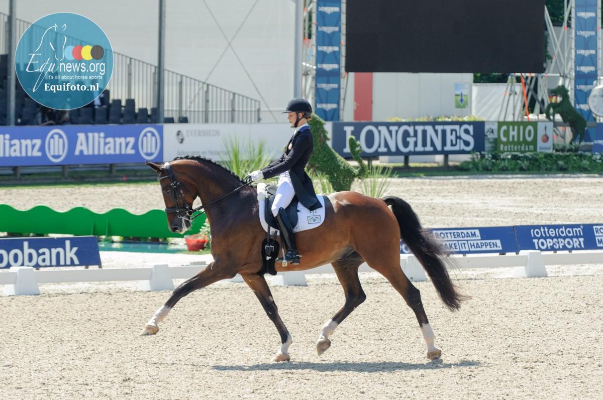 Verdades en Cuba bij nominaties Horses of Hounour voor het Nationale en Internationale Paard van het Jaar 2017