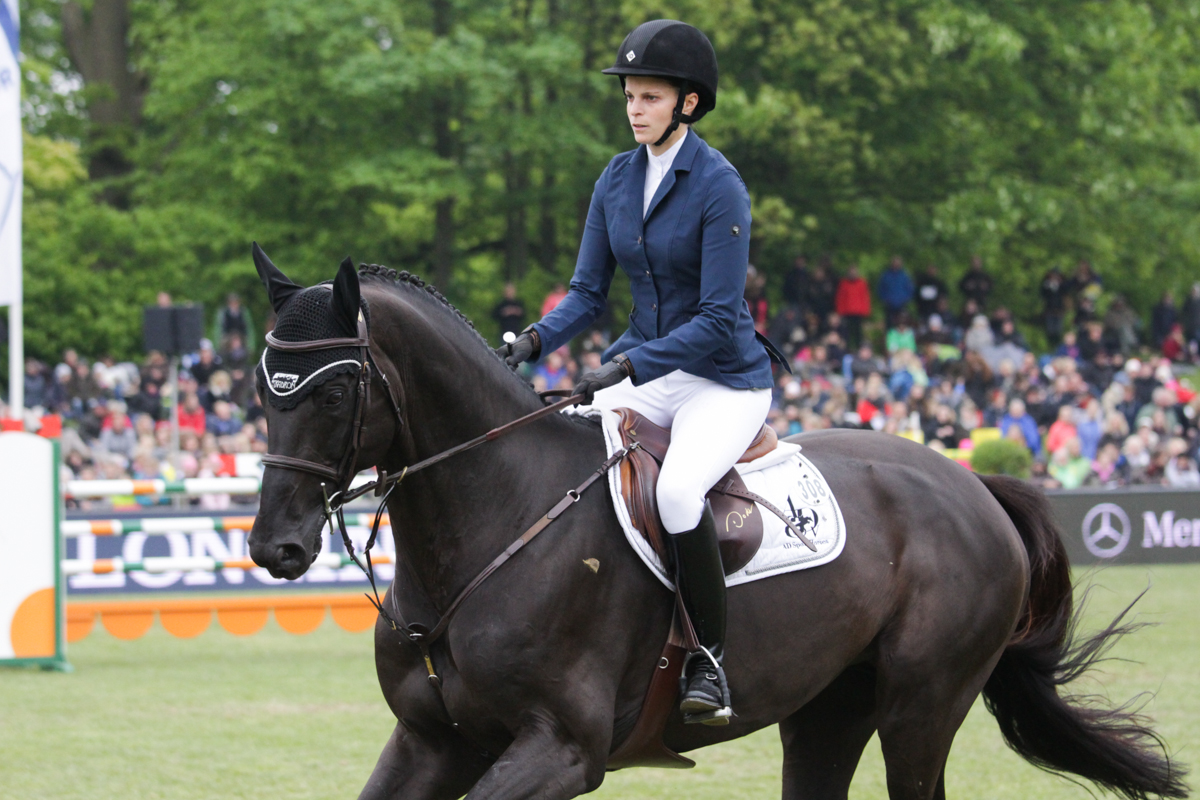 New Grand Prix horse for Athina Onassis