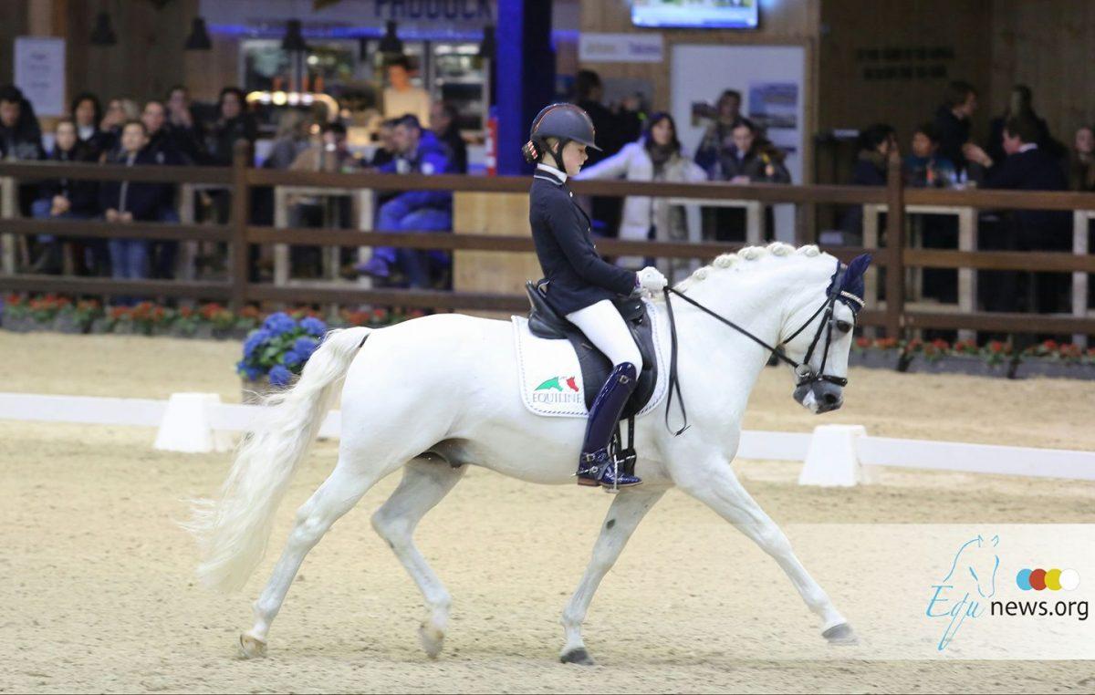 Elin's Noncisdador neemt afscheid van de sport op Hippiade Pony's