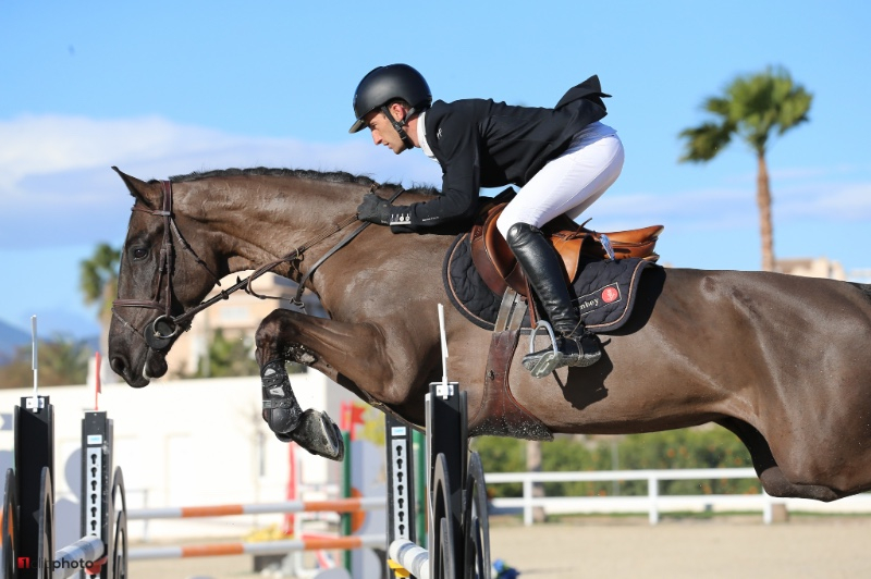 Harold Boisset wins Grand Prix of Oliva