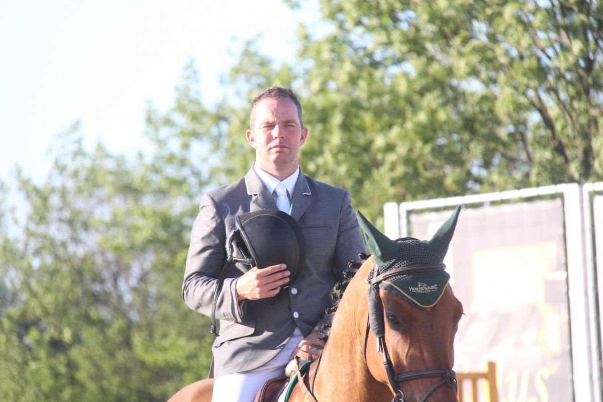 Cian O'Connor resigns as FEI Athlete Representative