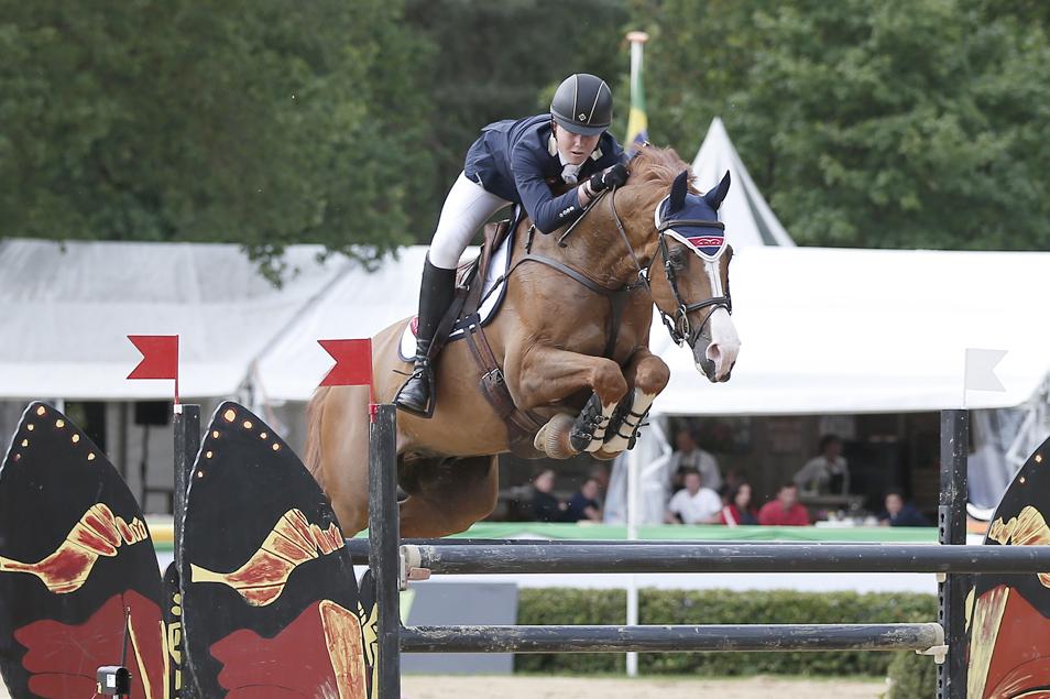 Harry Charles Verzorgt Britse Winst Met Nederlands Kantje In