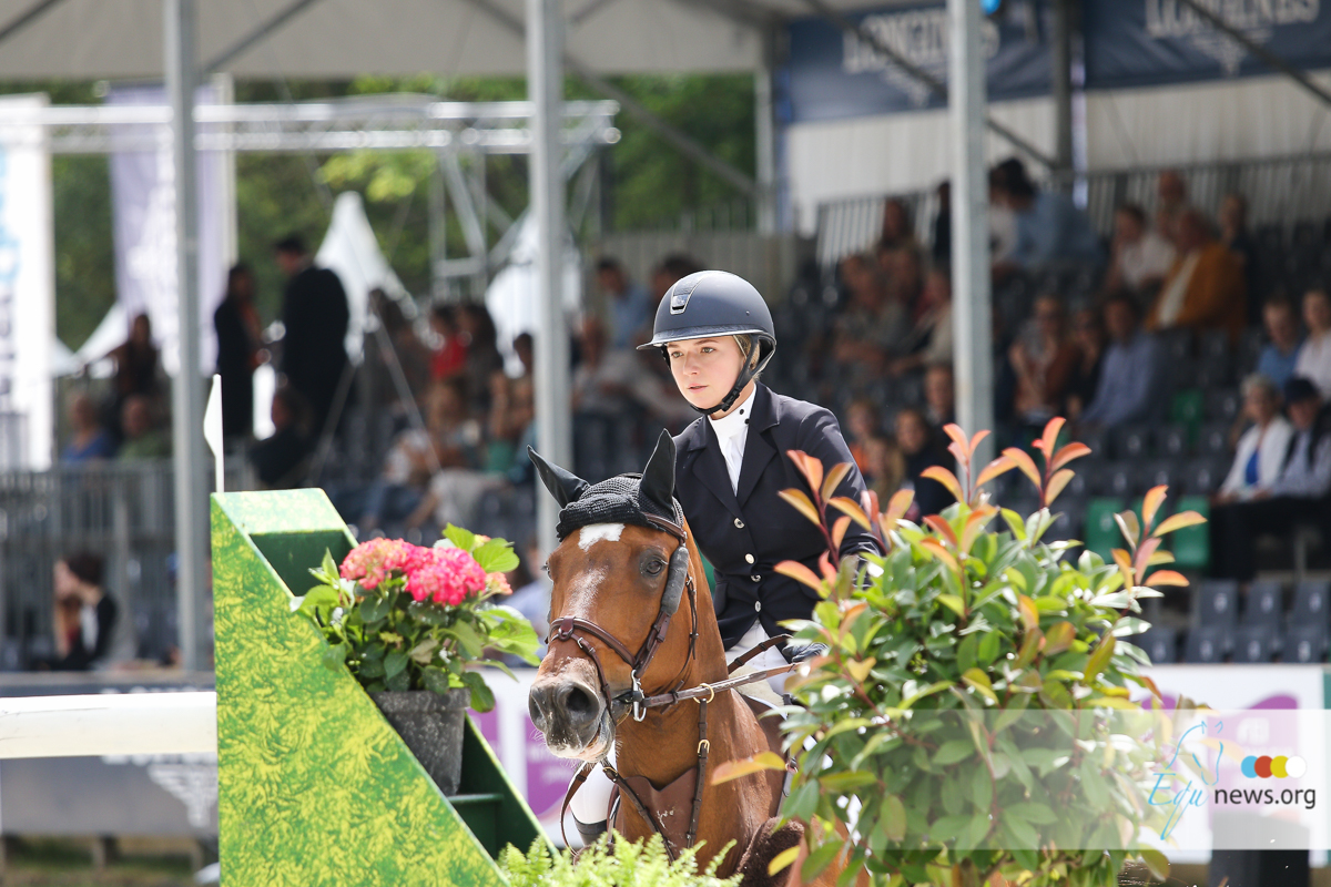 Two new horses for Lillie Keenan