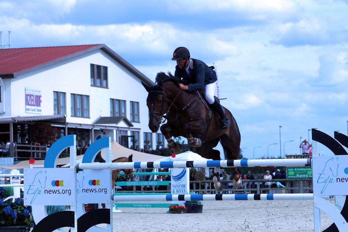 Patrick Lemmen springt twee keer op het podium op Spaanse bodem