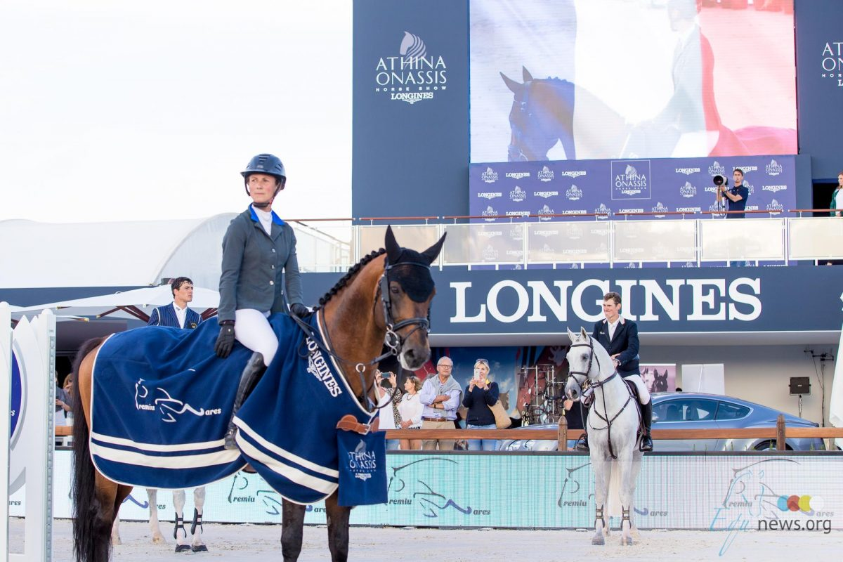 Three new horses for Pénélope Leprévost