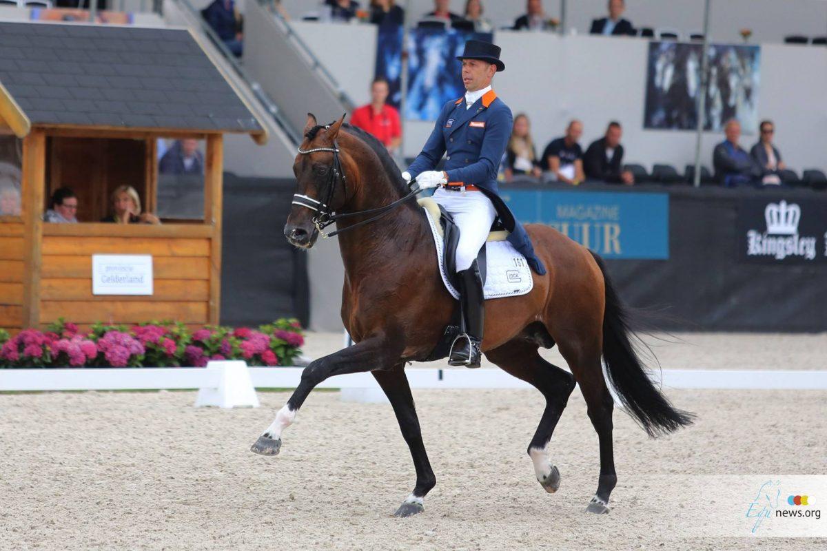 Topruiters bereiden zich in Hagen voor op Olympische Spelen