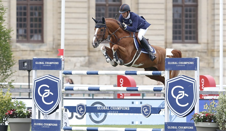 Volgend jaar geen Global Champions Tour in Chantilly