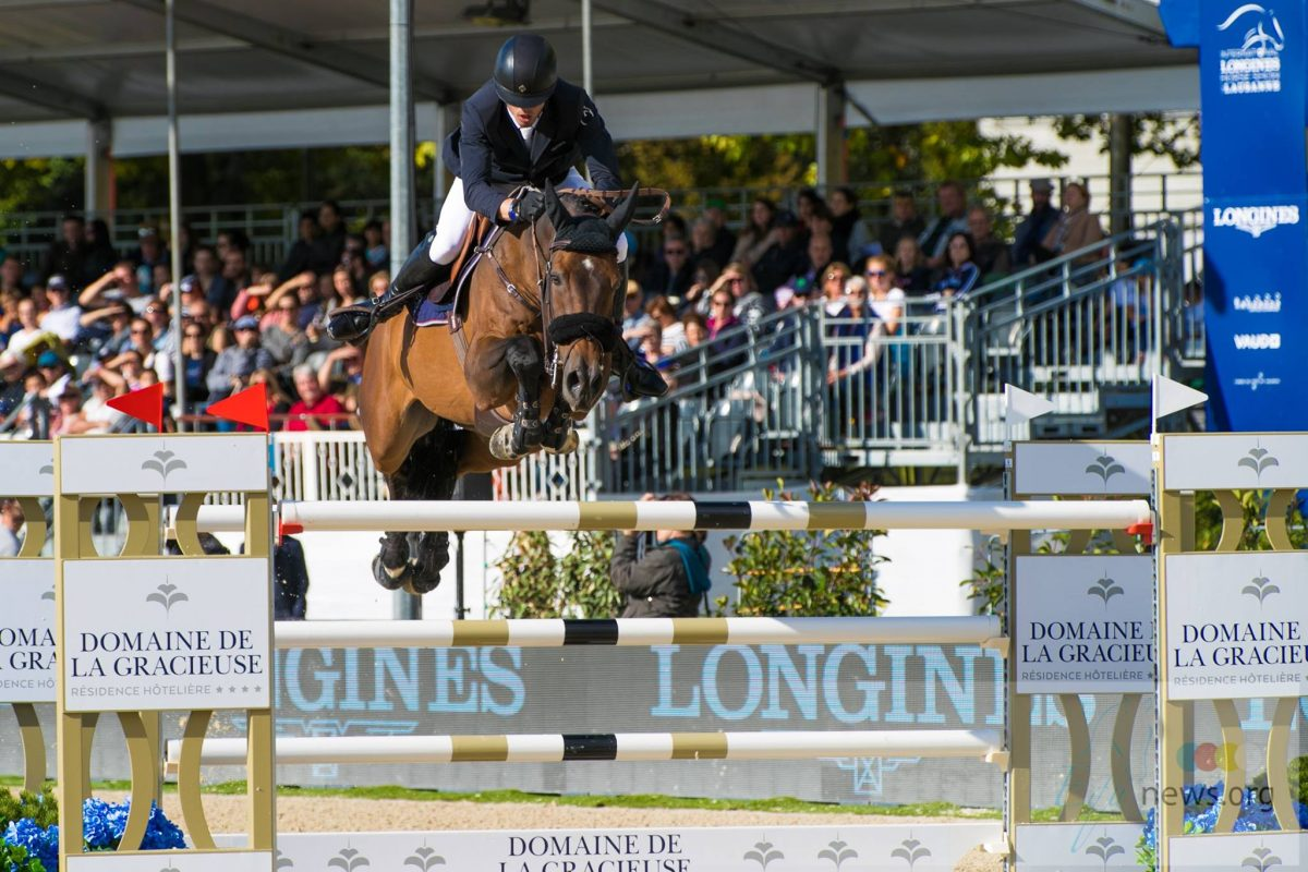 Smolders Delivers Dutch Double To Close LGCT Valkenswaard