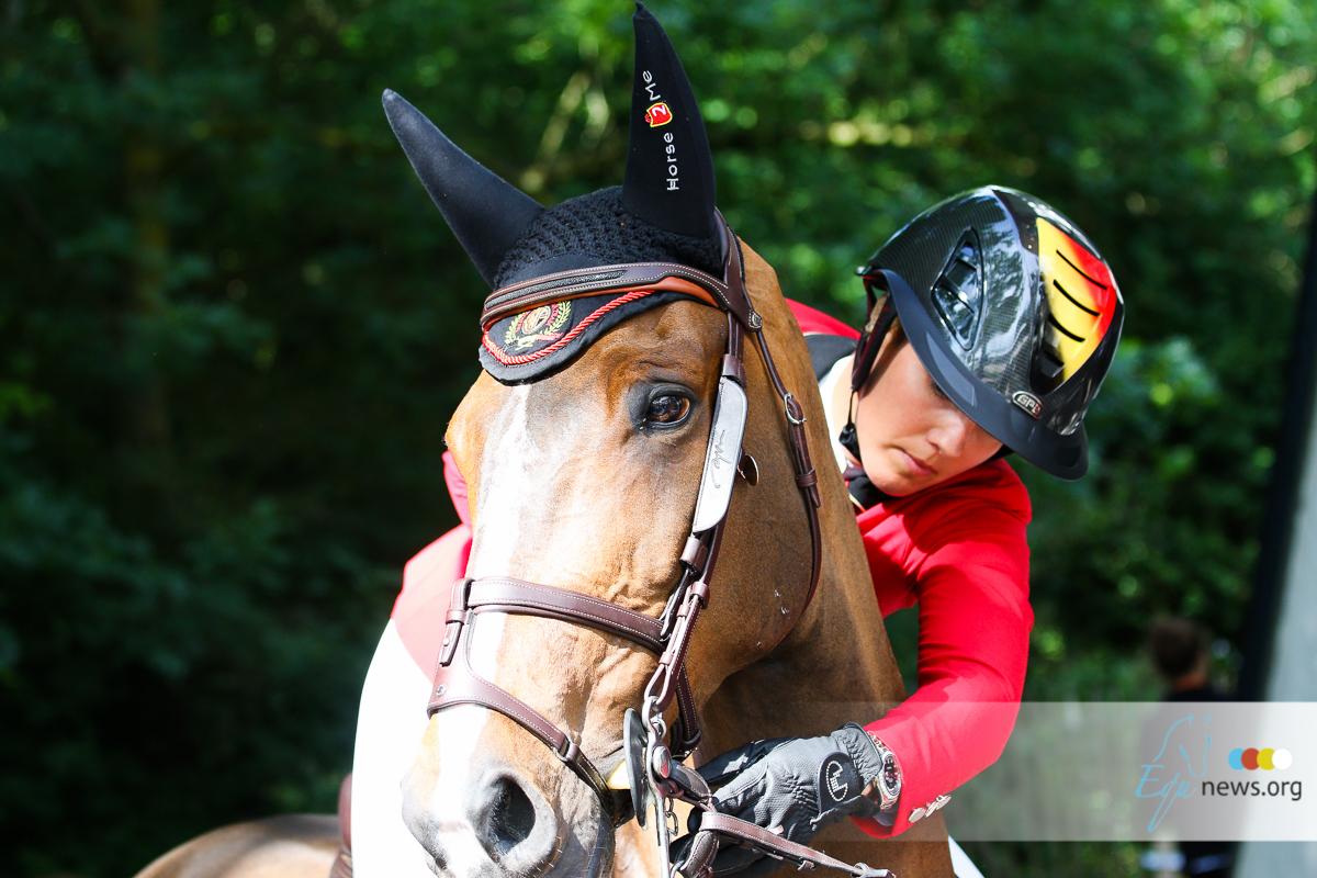 Sea Coast Pebbles gekroond tot paard va het jaar in België