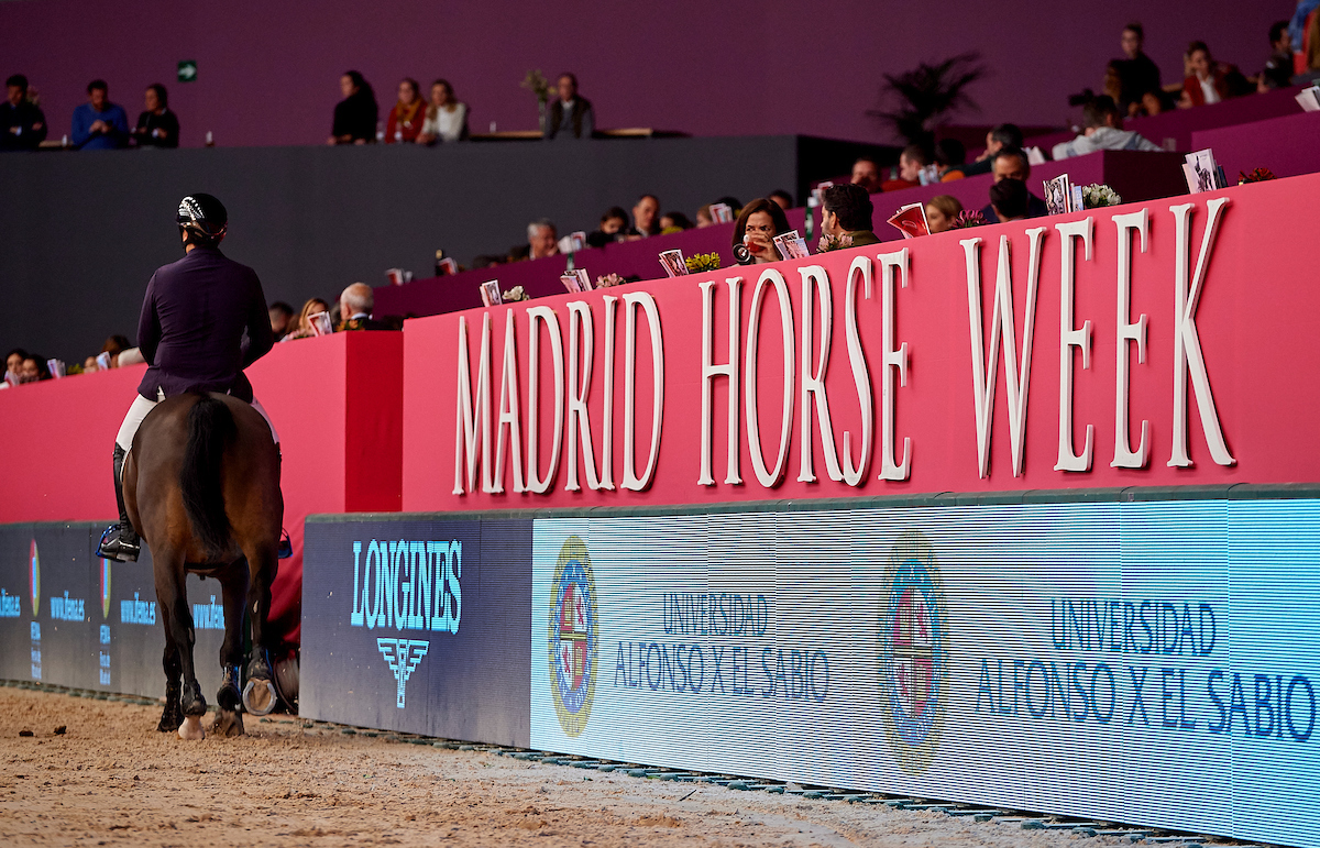 Madrid Horse Week 2020 cancelled