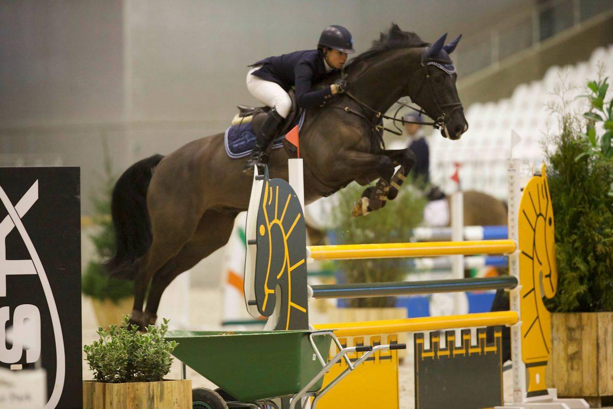 Manon Hees zorgt voor Nederlandse overwinning in Sentower Park