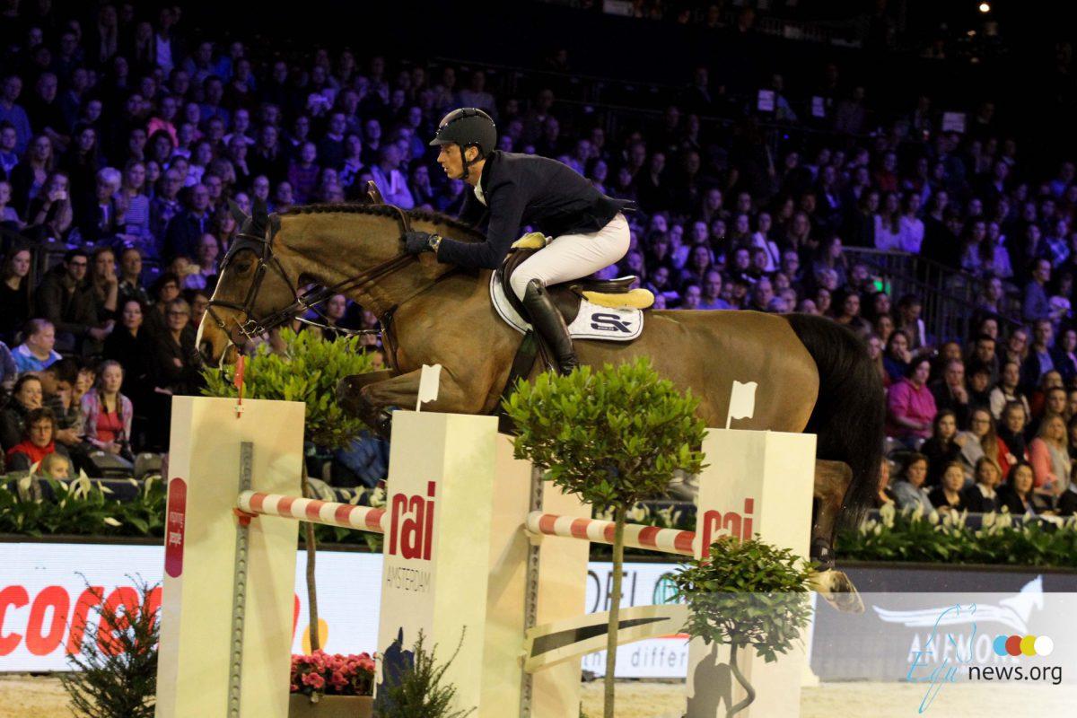 Daniel Deusser victorious in Stuttgart