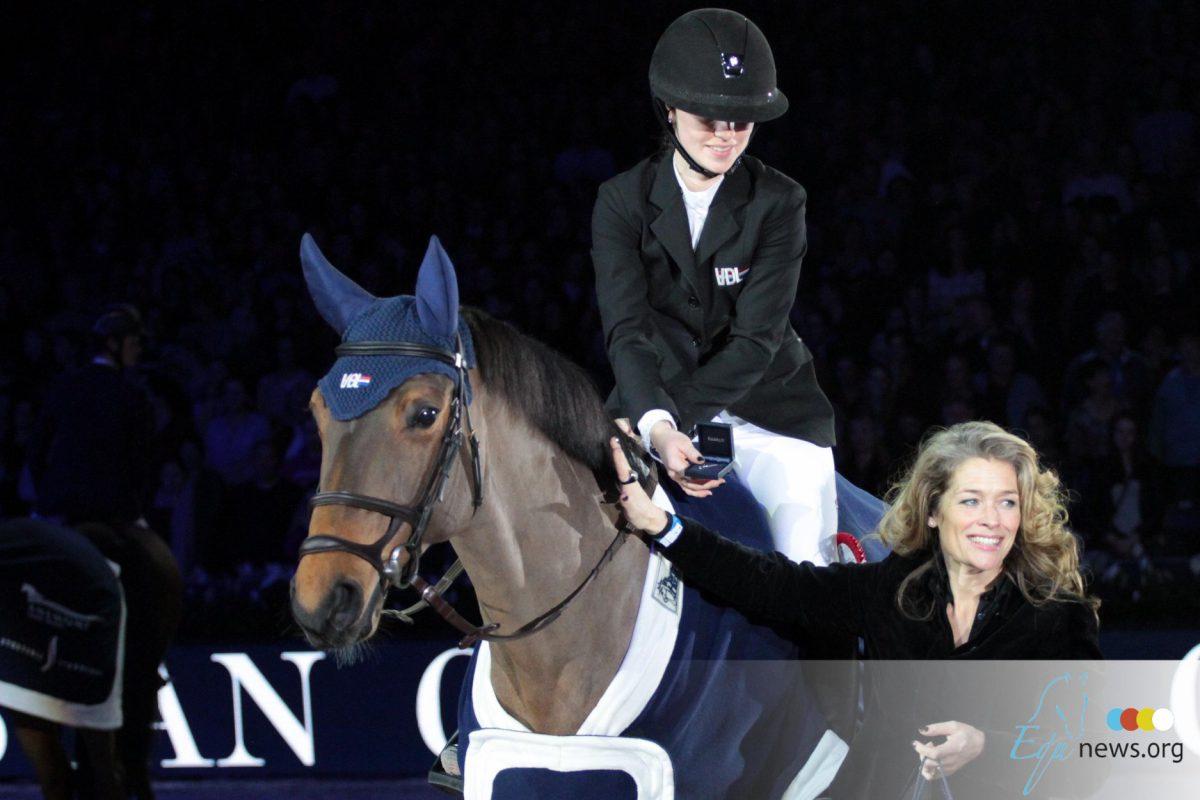 Lisa Nooren wint Grote Prijs Opglabbeek