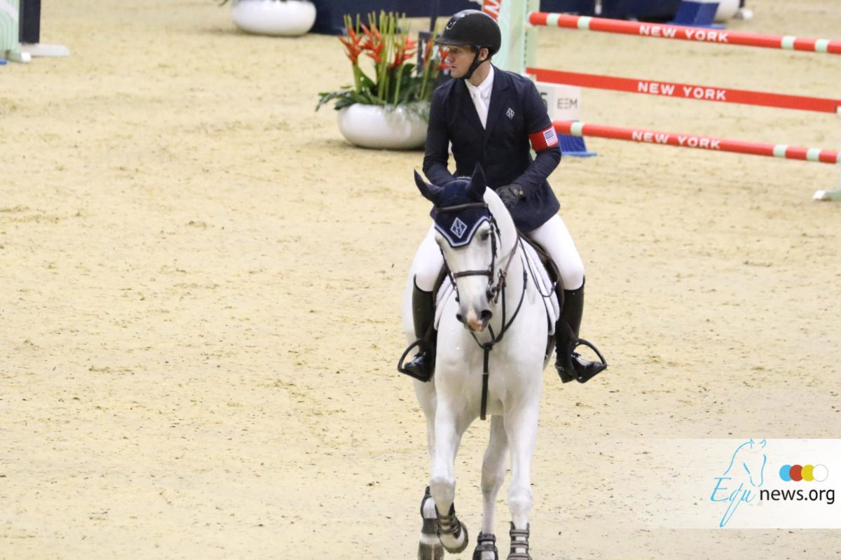 "McLain Ward: ""If you put your ego aside you can learn from younger riders as well..."""