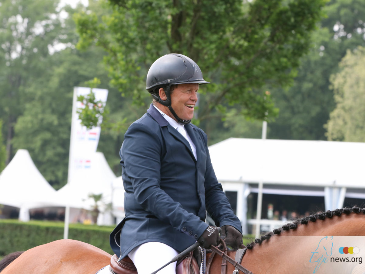 Wout-Jan Van der Schans knap in top tien Grand Prix Oliva
