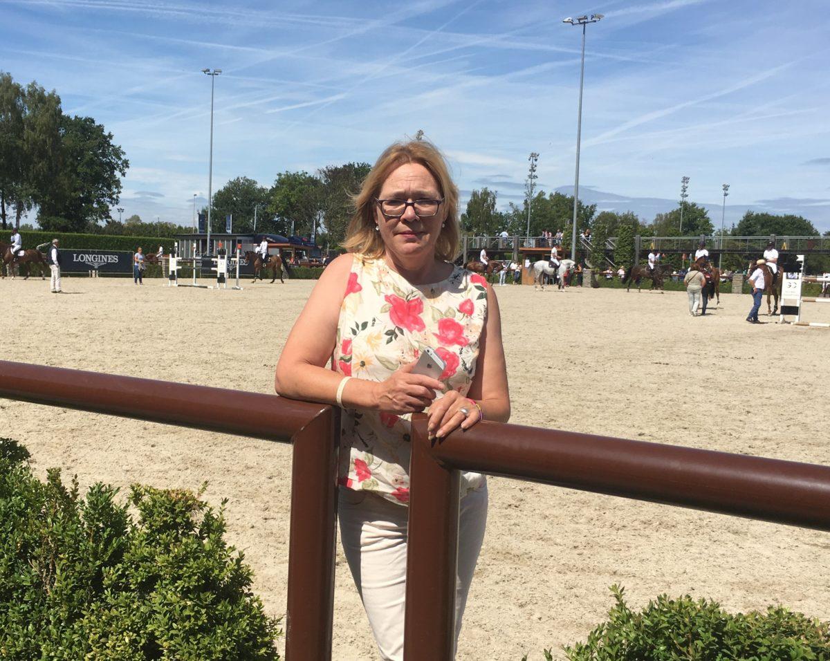 Denise van der Net: ik ben er voor de journalisten en fotografen
