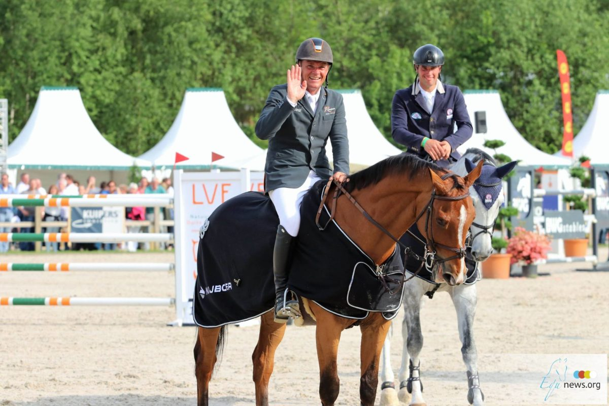 New talent for Jeroen Dubbeldam