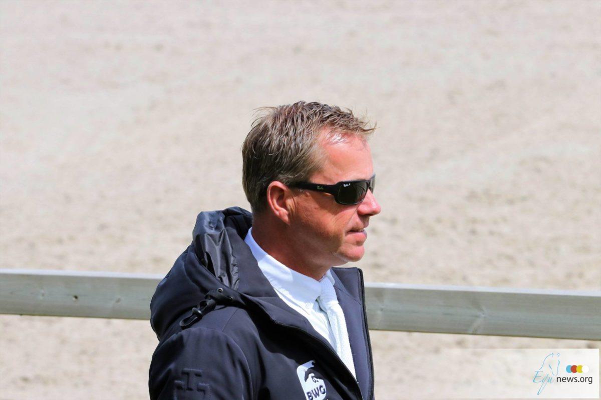 """Wim Schröder: """"Niet elke dag de kans om samen te werken met Schockemöhle"""""""