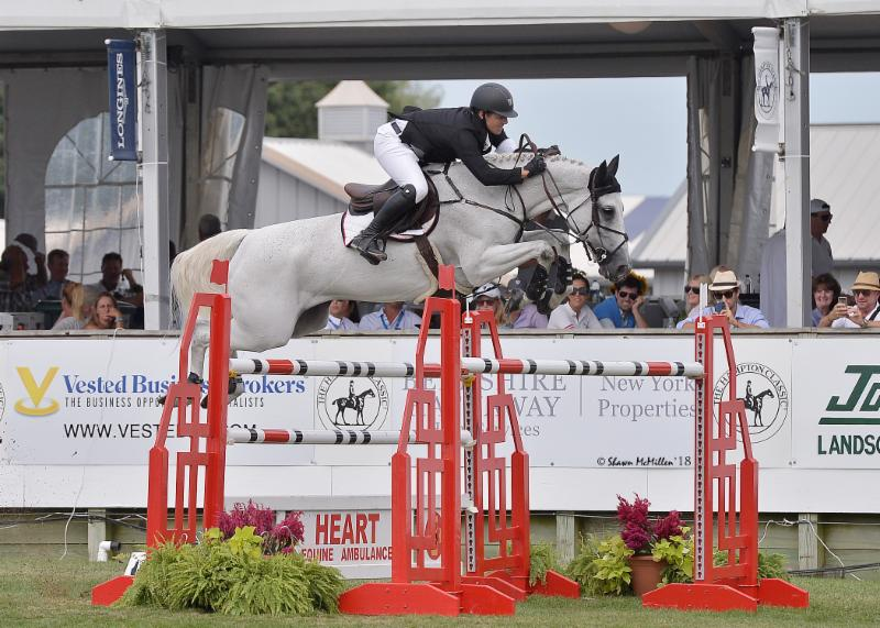 Splendid Finish for Shane Sweetnam In $73,000 CaptiveOne Advisors 1.50m Classic Series Final, Kenny Wins Overall Title