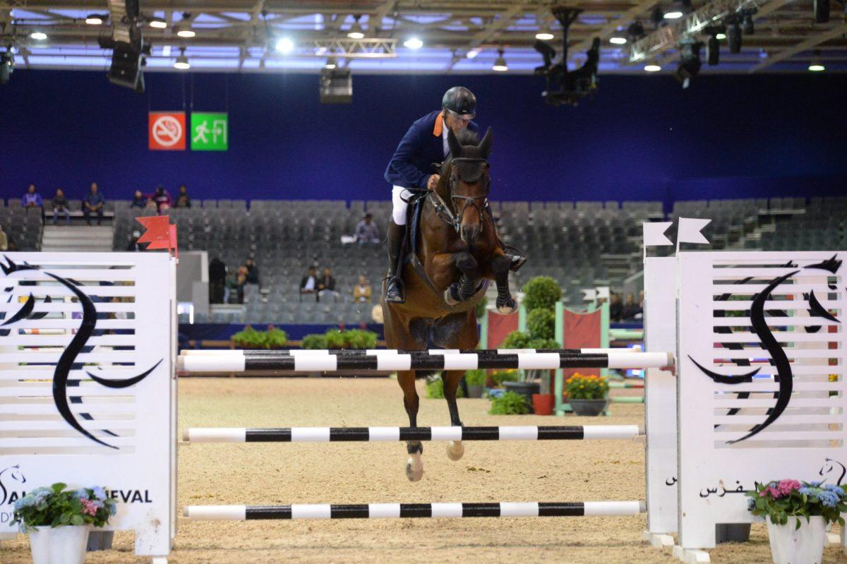 Henk van de Pol wint in Maastricht