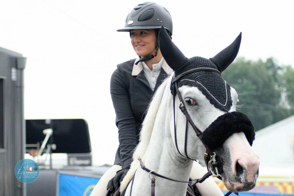 Winst voor Megan Laseur in Sentower Park