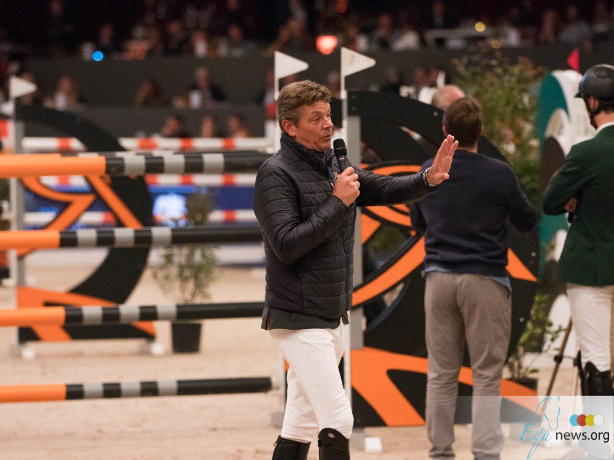 Dubbeldam: 'Dat topruiters weer naar Zwolle komen, zegt toch wat'